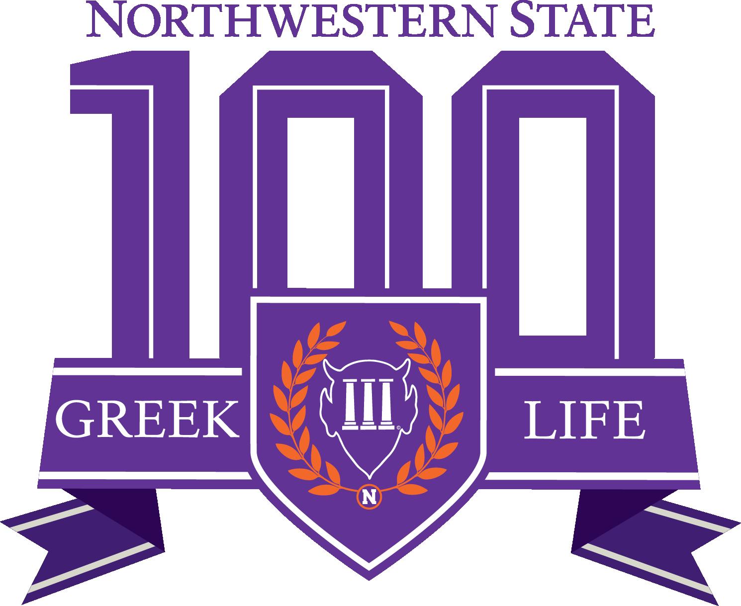 Northwestern State Greek Life Centennial Celebration